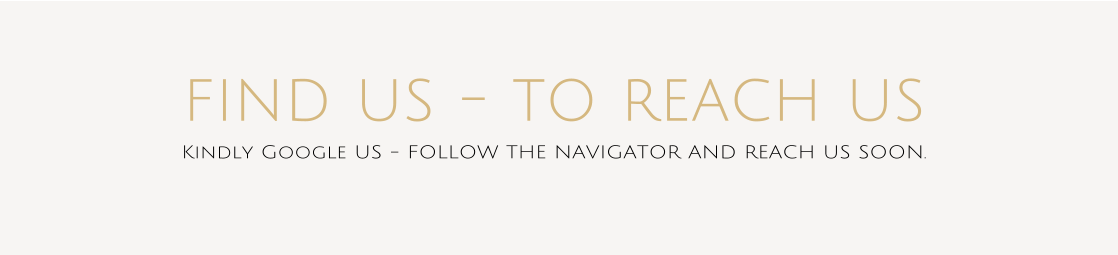 find us - to reach us Kindly Google US - FOLLOW THE NAVIGATOR AND REACH US SOON.